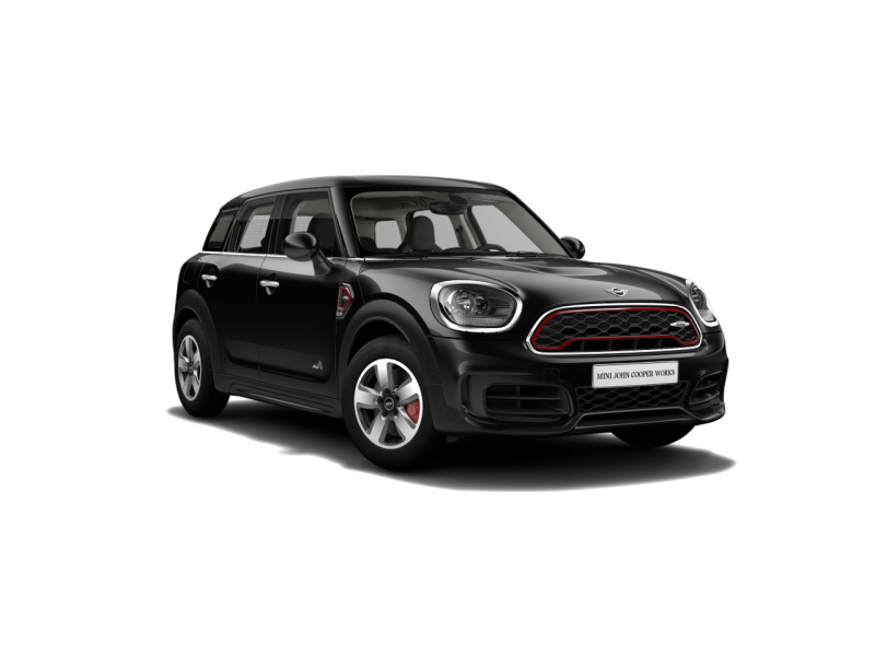 John Cooper Works Countryman ALL4
